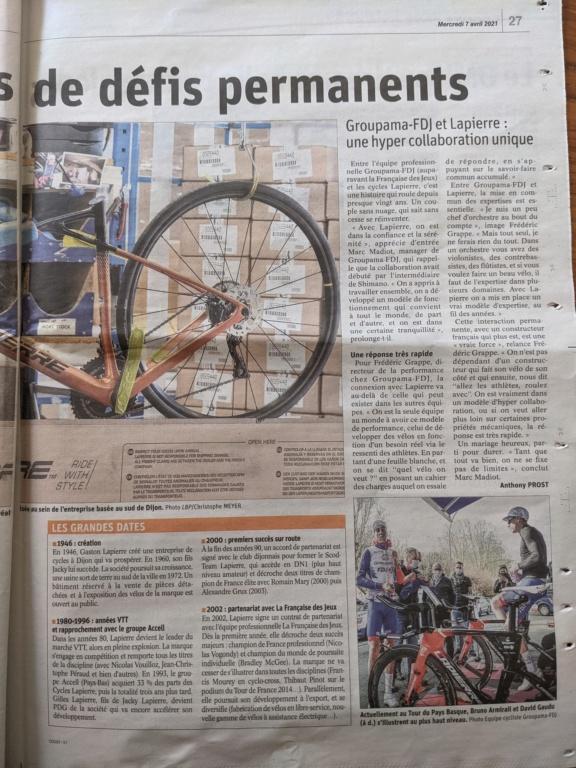 Cycles Lapierre : les 75 ans d'une marque prospère. Pxl_2068