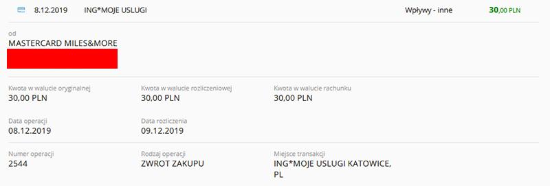 Moje usługi - 30 zł od ING za rachunek/fakturę Bez_na10