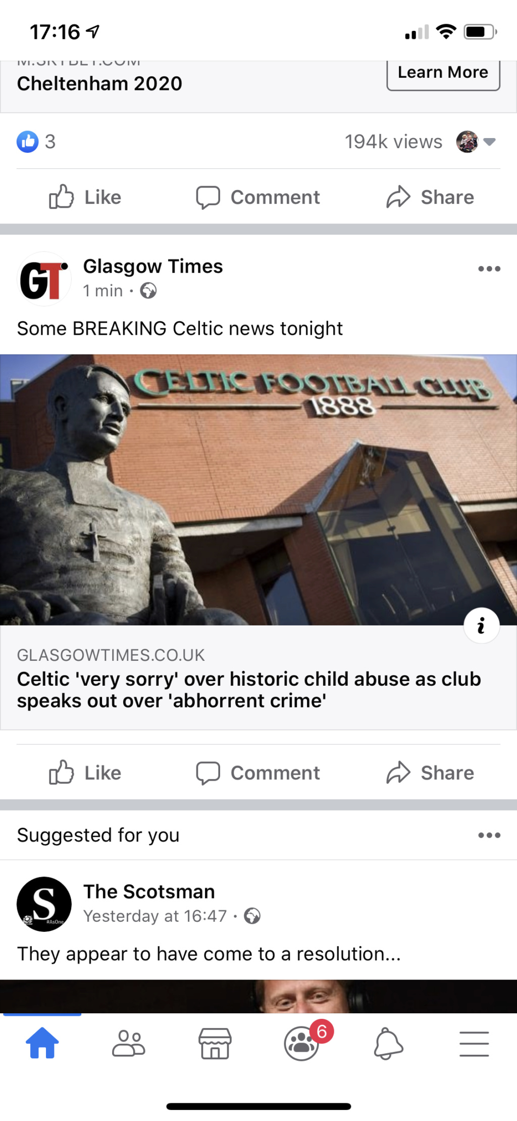Child sex abuse in Scottish football  48b40110