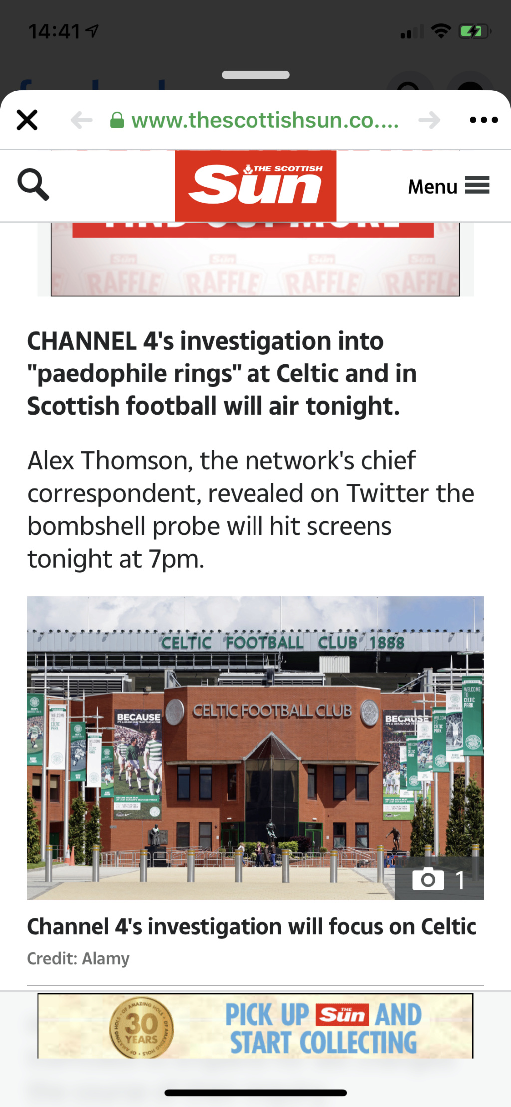 Child sex abuse in Scottish football  C629dc10