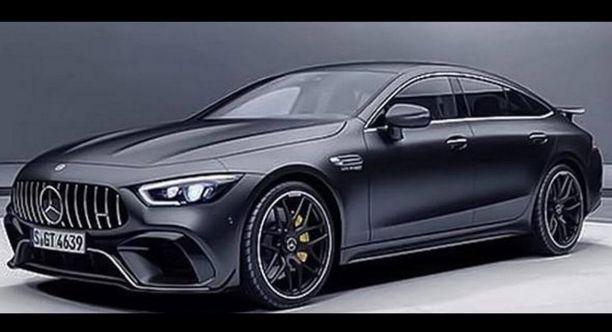 2021 - [Audi] Grand Sphere  2019-m10
