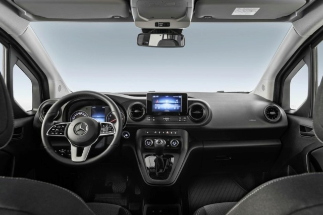 2020 - [Mercedes] Classe T/Citan II - Page 4 Merced10