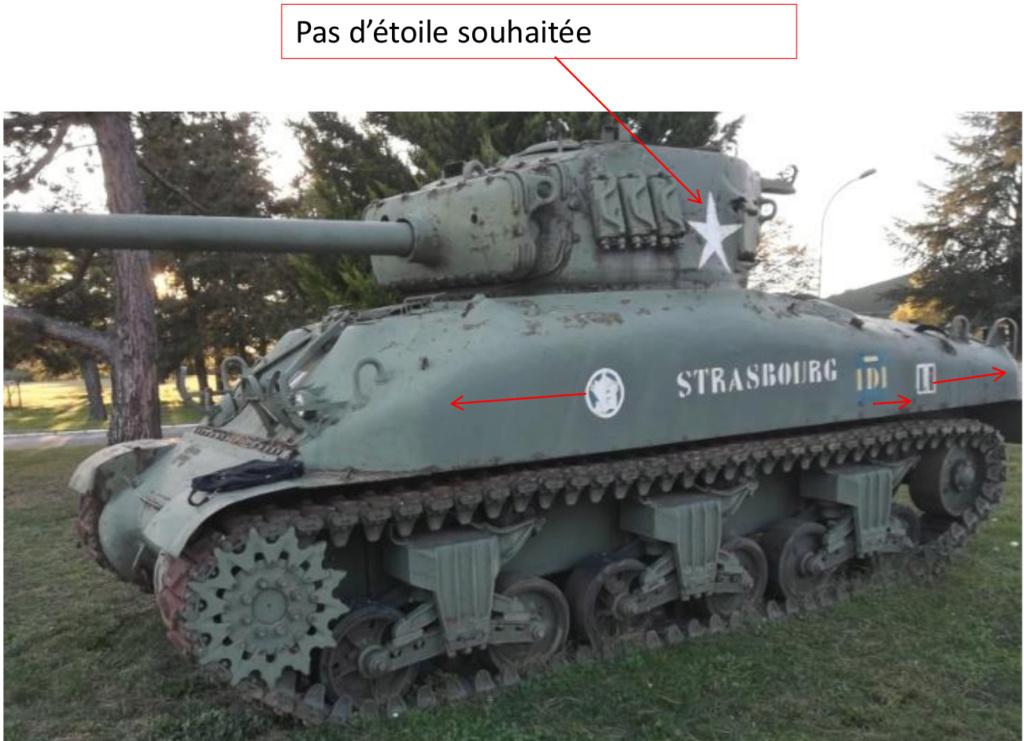 Taille et position des marquages d'un Sherman de la 2ème DB  Photo_12