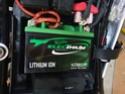 Batterie lithium  20200512
