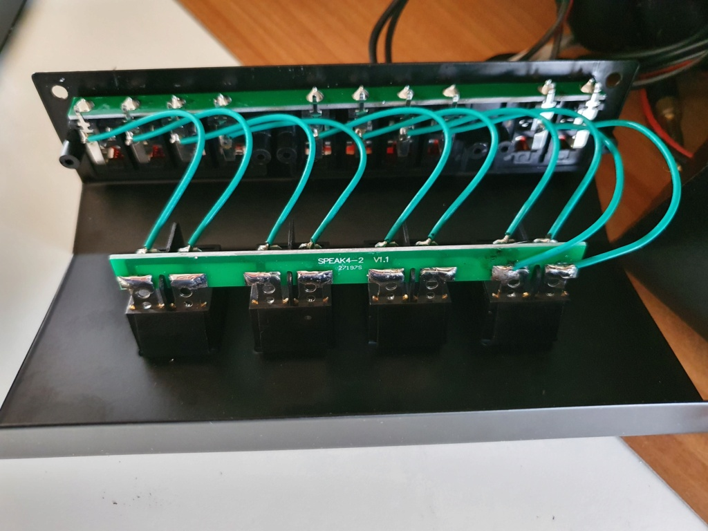 testare 2 amplificatori con stesse casse... ma anche stesso dac... come faccio ? Sw110