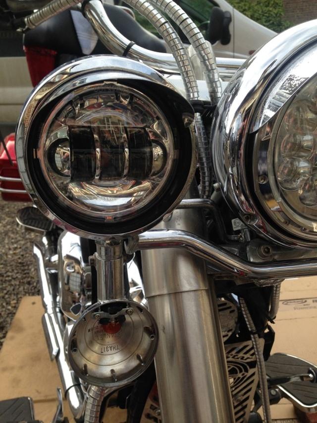 YAMAHA - Feu arrière Led Dragstar Classic/que & Royal Star Ancien18