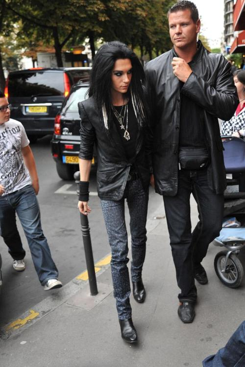 ¿Cuánto mide Bill Kaulitz? - Altura real: 1,80 - Real height Tumblr10