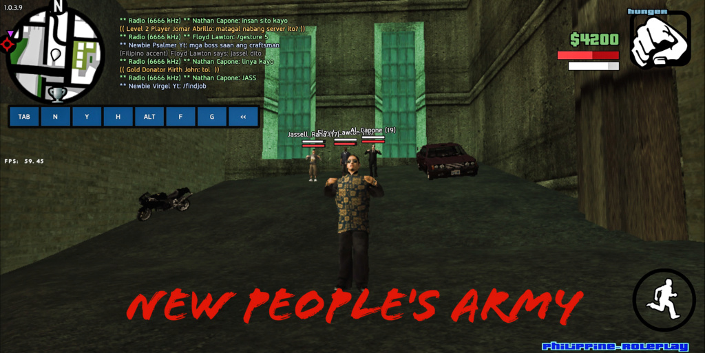 NEW PEOPLE'S ARMY Psx_2011