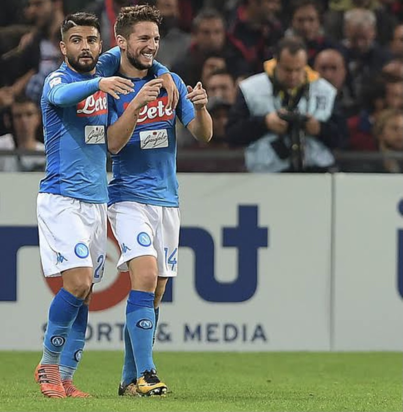 ¿Cuánto mide Dries Mertens? - Altura - Real height 38a6b910
