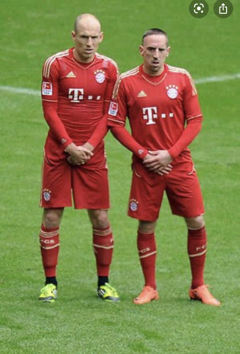 ¿Cuánto mide Franck Ribery? - Real height 7bf55b10