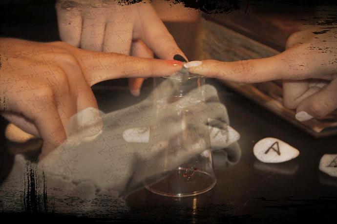 Uma Experiência Diferente Com o Ouija - Relato de Terror O-jogo10