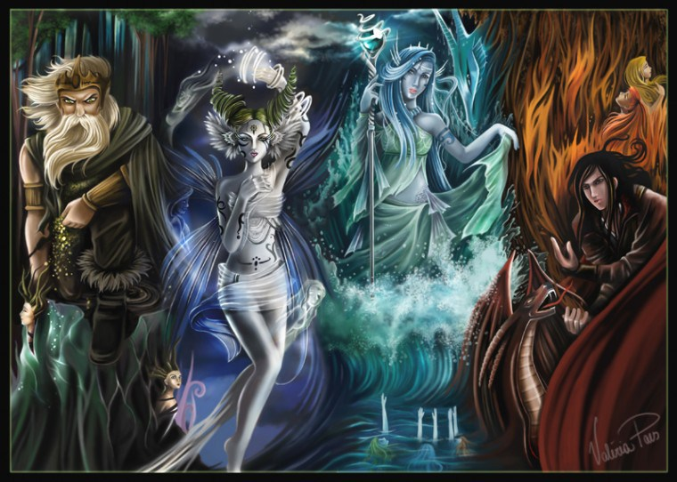 Descubra se Você é um Elemental Encarnado – Incarnated Elemental - Doreen Virtue Sobre115