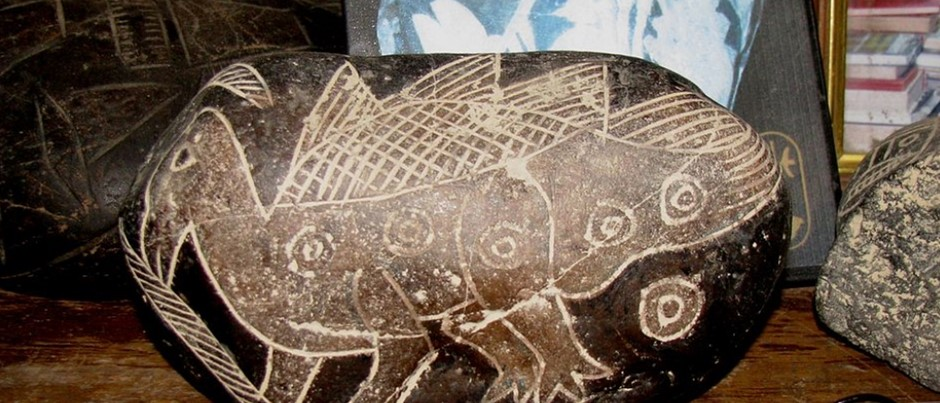 Misteriosas Pedras de Ica Sobre130
