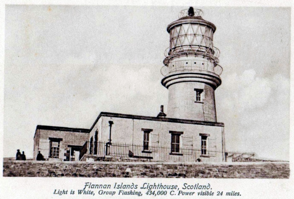 O Desaparecimento dos Faroleiros da Ilha de Flannan Sobre159