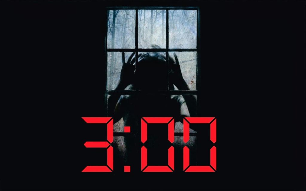 03:00 - Hora dos Espíritos Sobre183