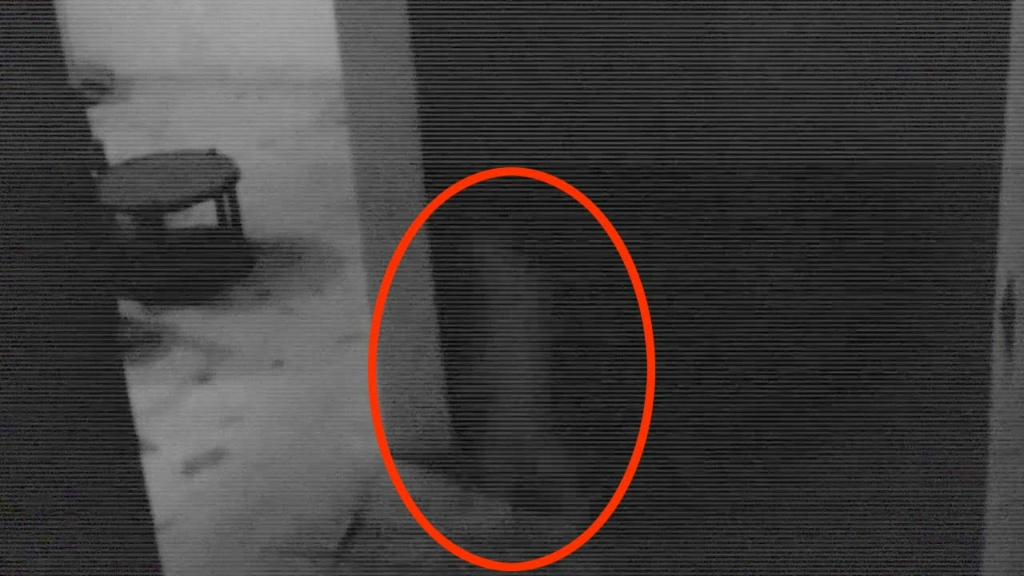 Fantasma Capturado Por Câmera Sobren96