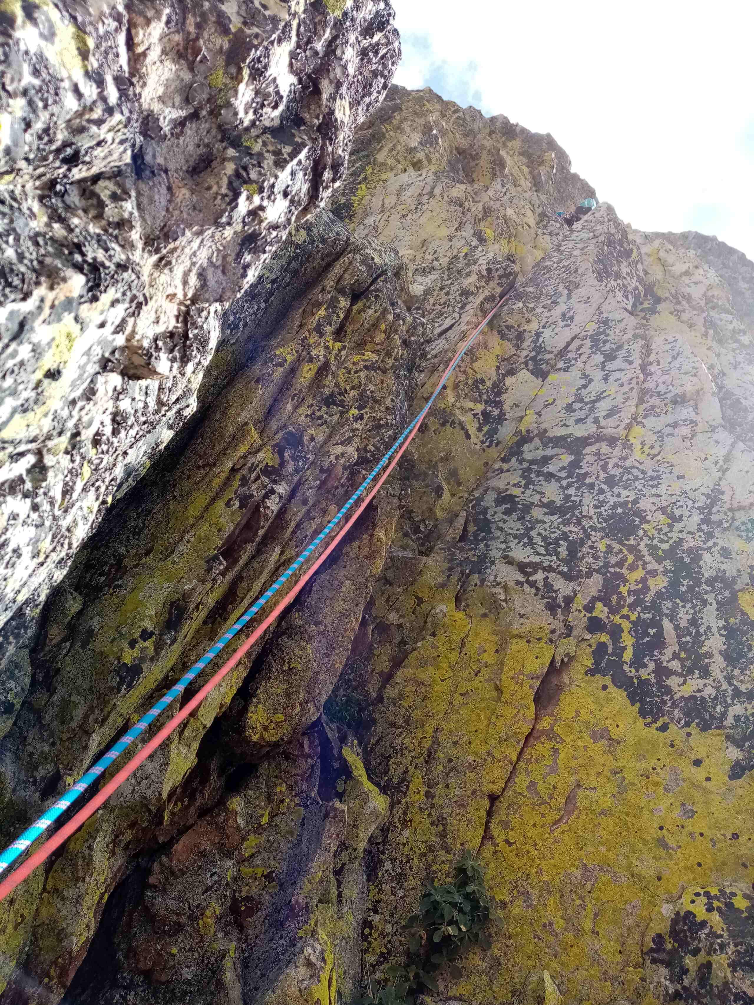 Val Gesso chapitre 1 : Eperon W au Cayre des Erps Img_2013