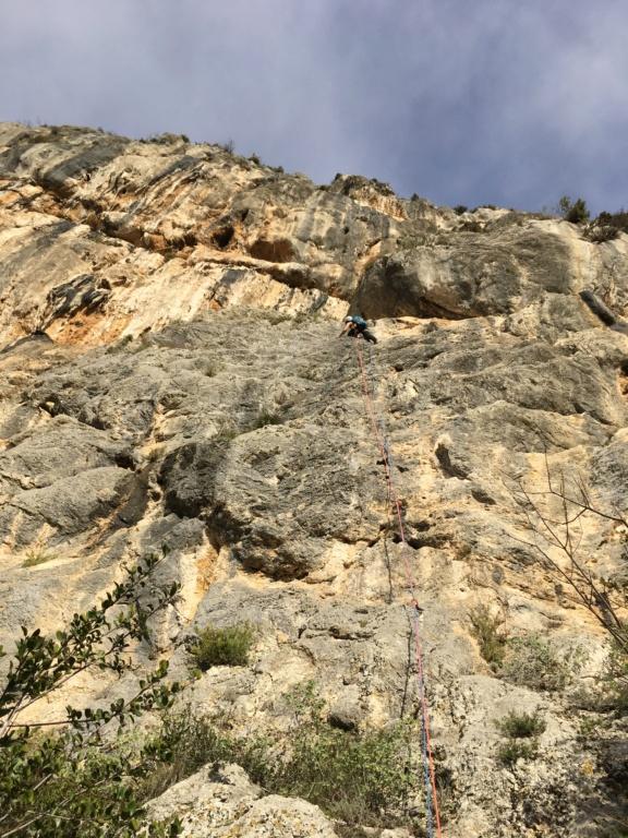 """Un peu de rocher avec """"La Géa"""" L1_20211"""