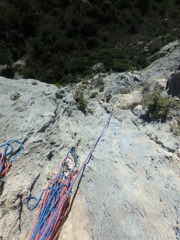 """Un peu de rocher avec """"La Géa"""" P2030013"""