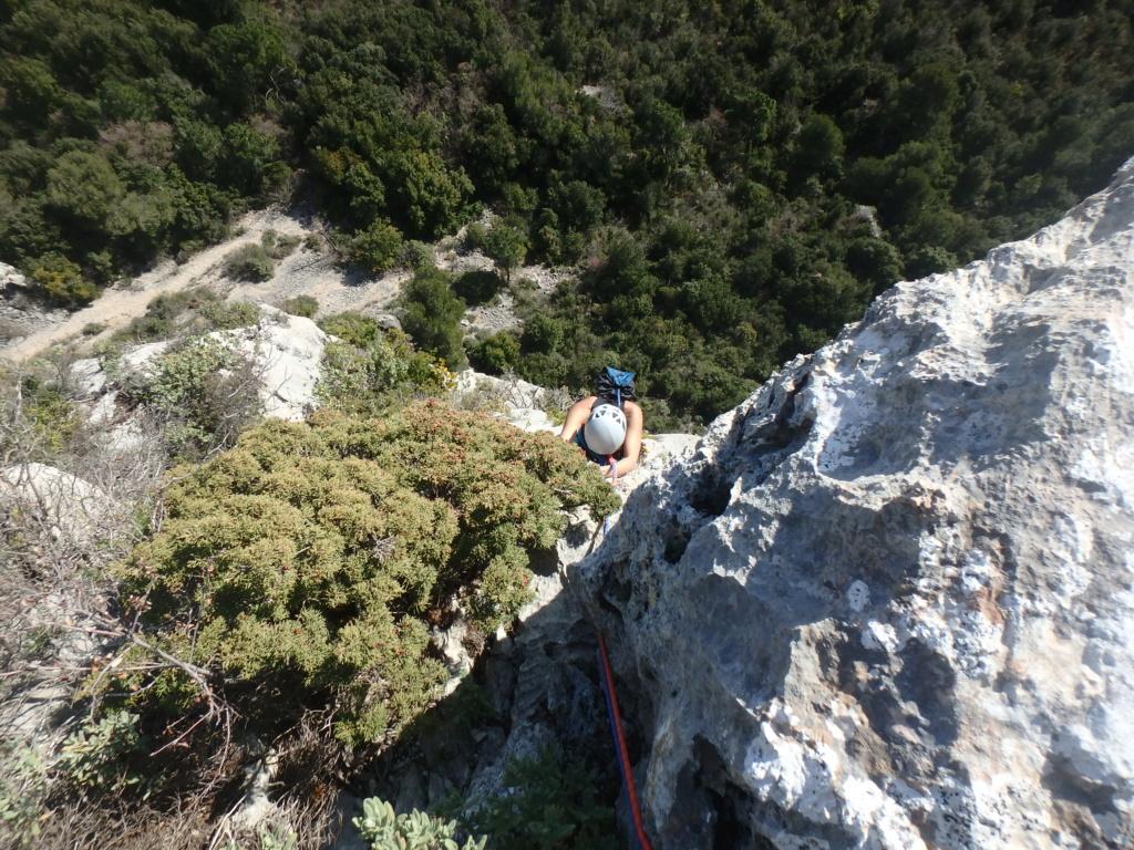 """Un peu de rocher avec """"La Géa"""" P2030014"""
