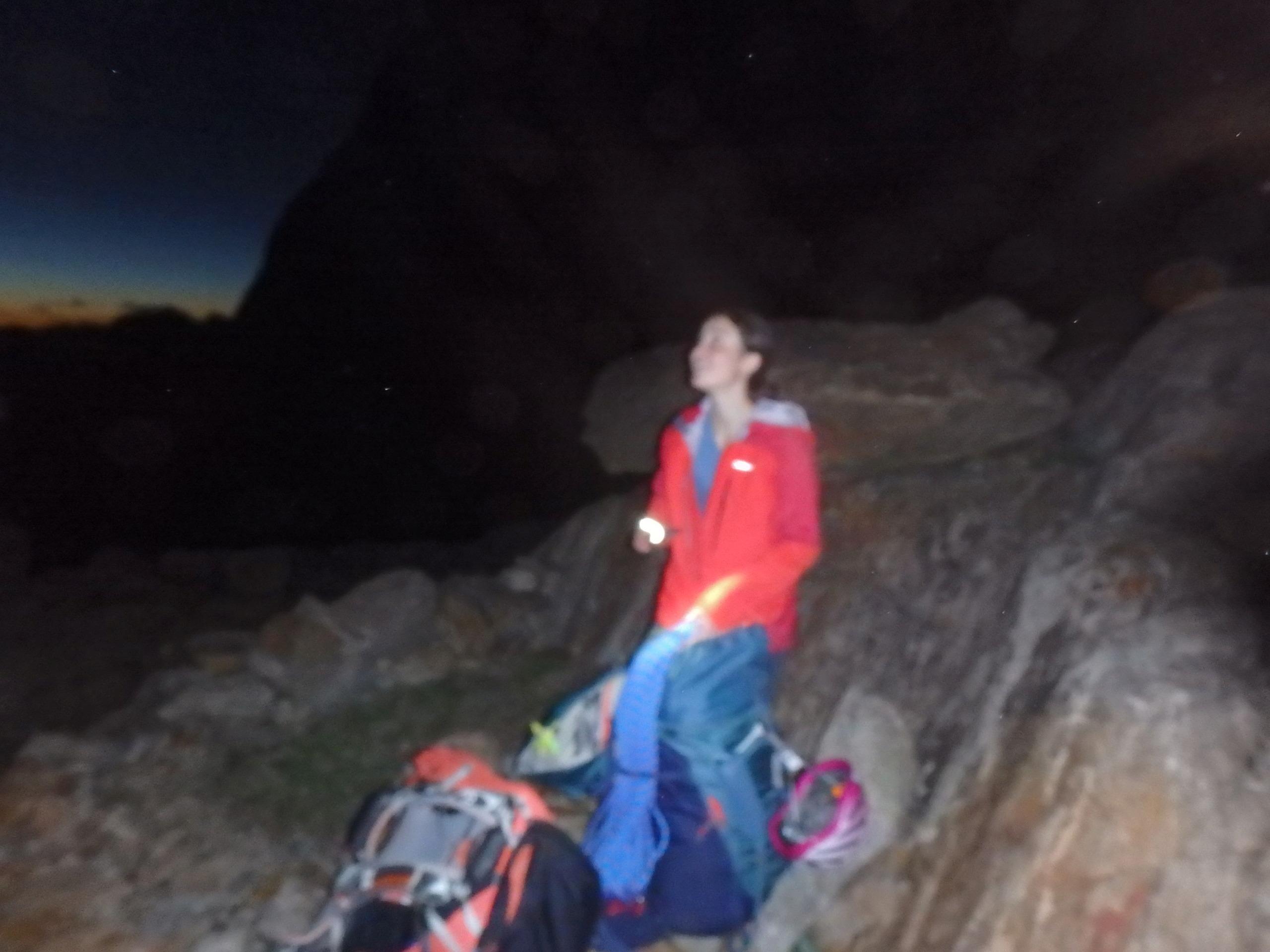 Val Gesso chapitre 1 : Eperon W au Cayre des Erps P8180427