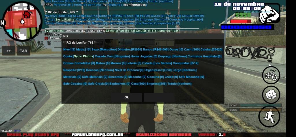 Edição de RG - Lucifer_763 Screen12