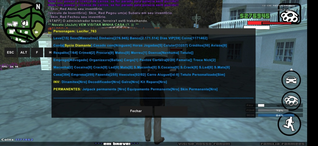 Edição de RG - Lucifer_763 Screen13