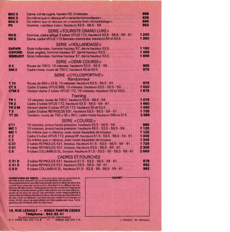 Motobecane C5 1978-79 Motobe12