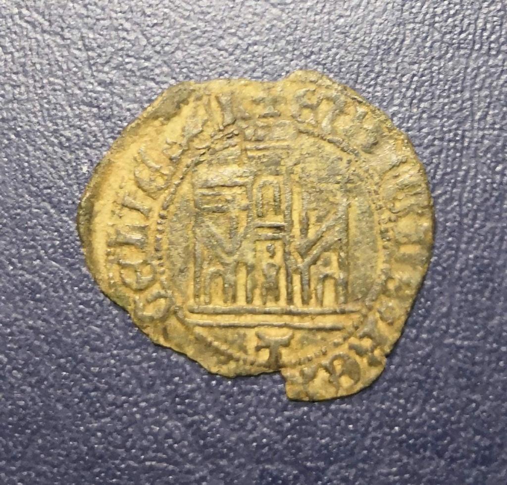 Dinero de Enrique IV. Toledo Whats106