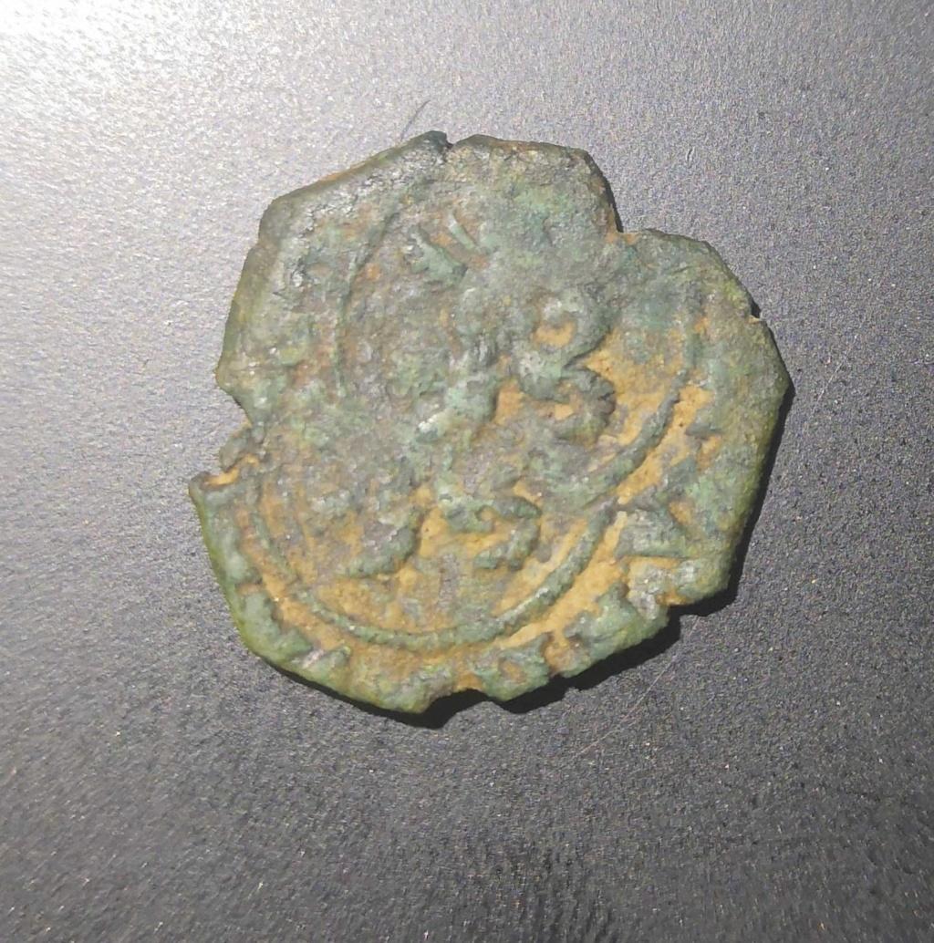2 Maravedíes de Felipe III de Segovia a martillo, 1602/3. Whatsa66