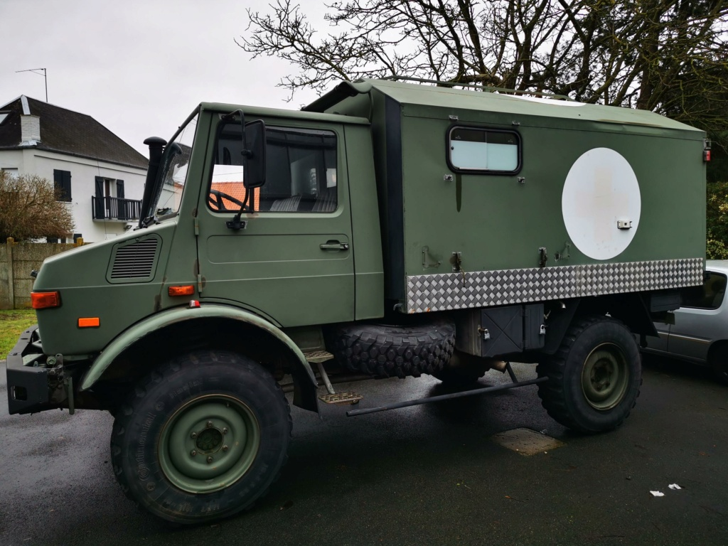 "Restauration d'un U1300 435 AC Ambulance... vers un Campervan ""grand froid"" Img_2020"