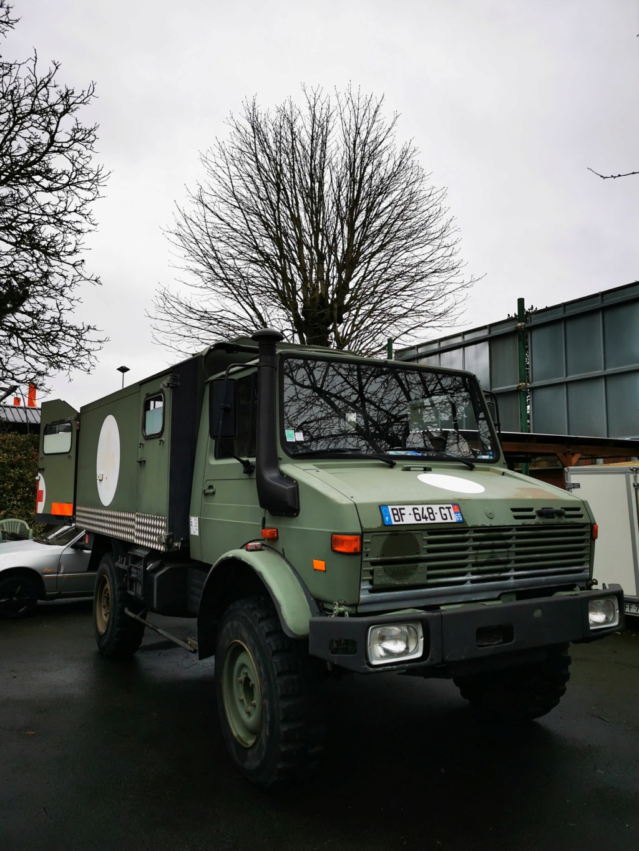 "Restauration d'un U1300 435 AC Ambulance... vers un Campervan ""grand froid"" Img_2021"