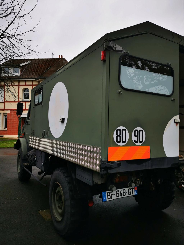 "Restauration d'un U1300 435 AC Ambulance... vers un Campervan ""grand froid"" Img_2025"