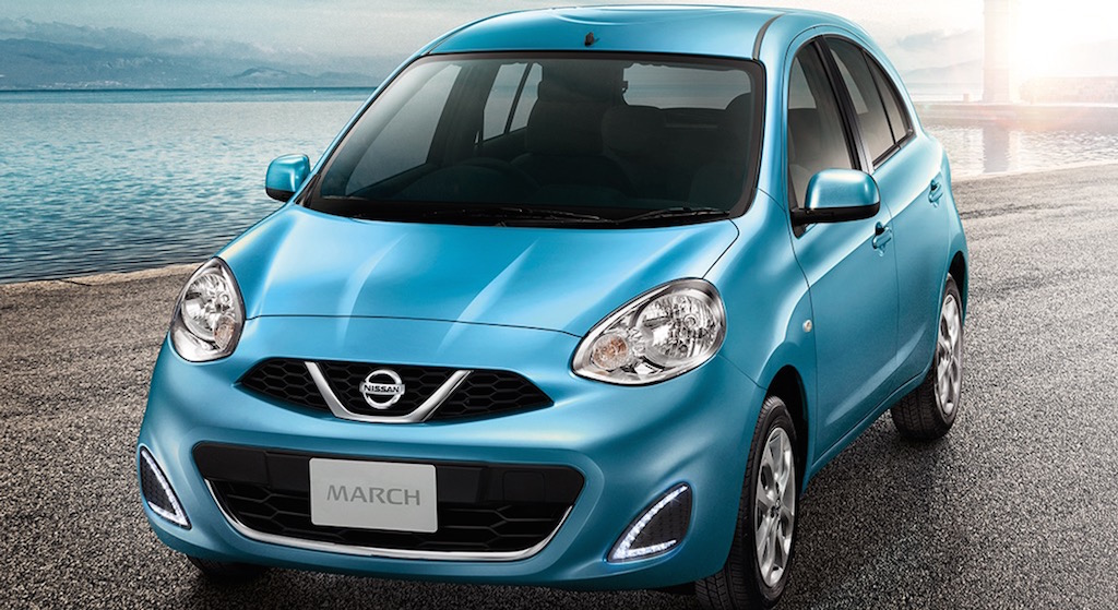 Nissan March 2021 - Mexico 2016-n10