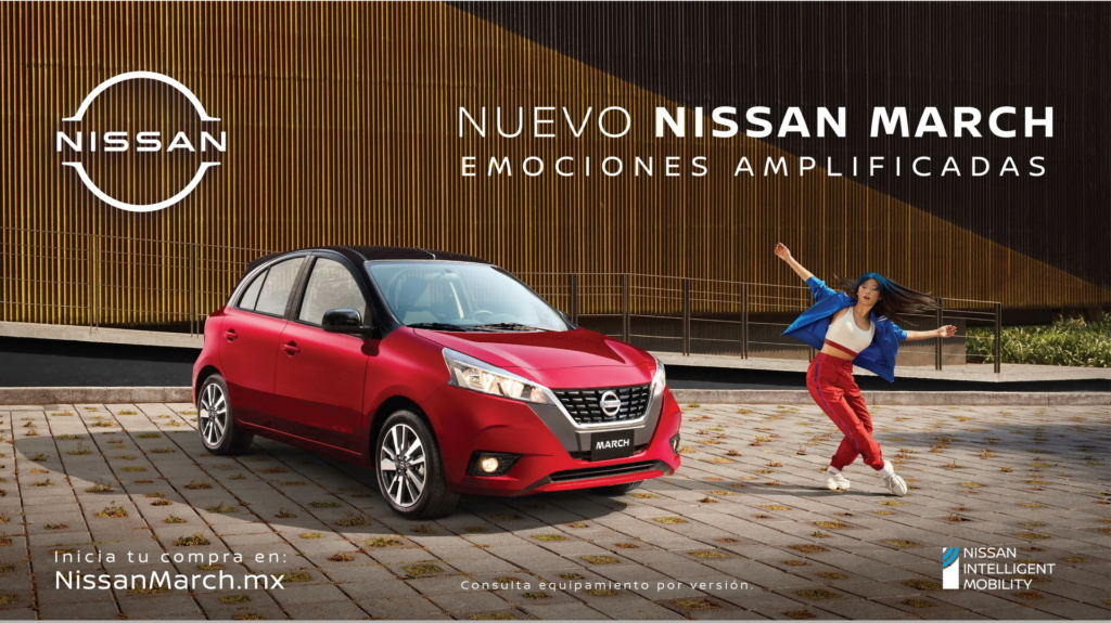 Nissan March 2021 - Mexico 2021-n11