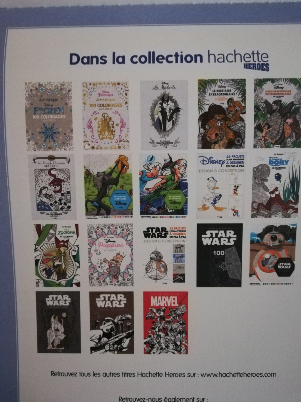 collection hahette heroes  Img_2020