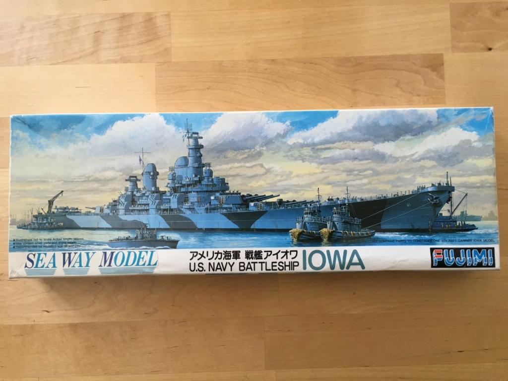 [Fujimi] USS Iowa 1/700 Img_1435