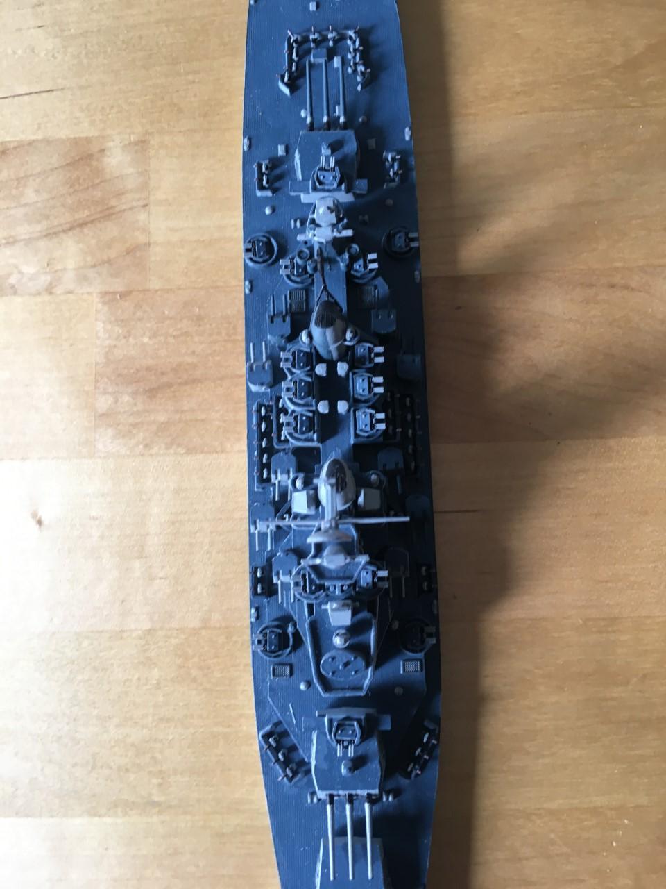 [Fujimi] USS Iowa 1/700 Img_1741