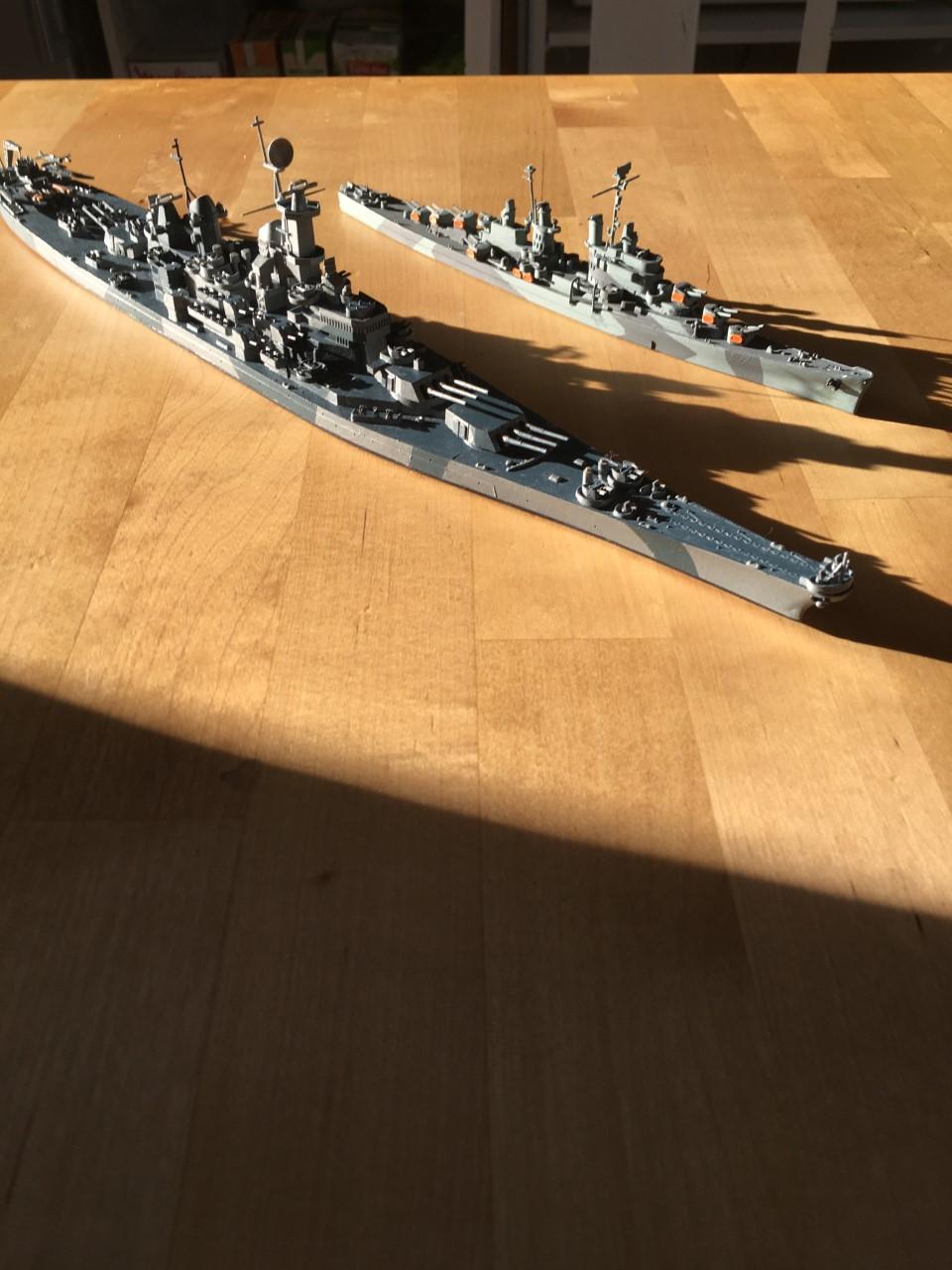 [Fujimi] USS Iowa 1/700 Img_1815