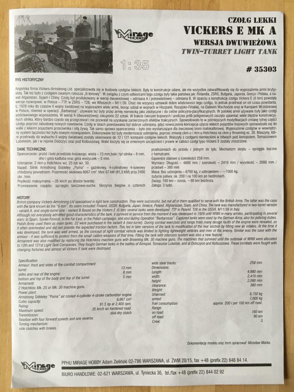 [Mirage Hobby] Vickers E Mk A 1/35 Img_1831
