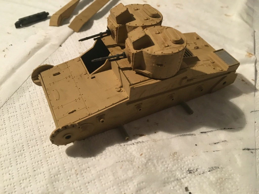 [Mirage Hobby] Vickers E Mk A 1/35 Img_1838