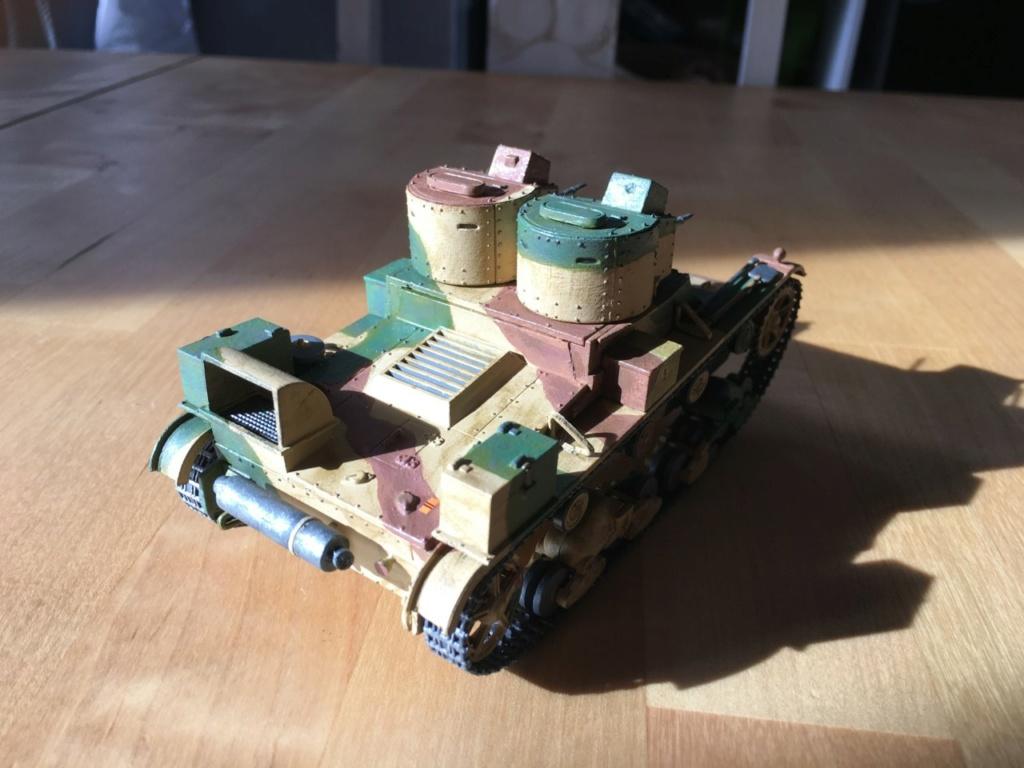 [Mirage Hobby] Vickers E Mk A 1/35 Img_1964