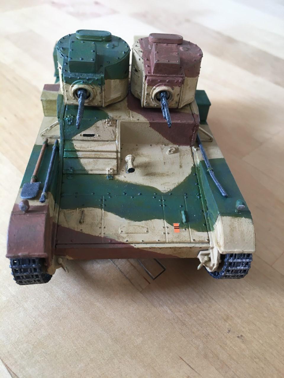 [Mirage Hobby] Vickers E Mk A 1/35 Img_1967