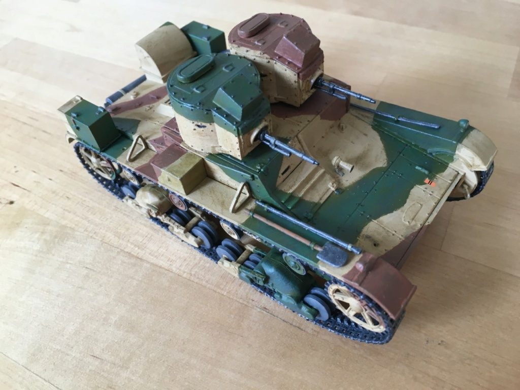 [Mirage Hobby] Vickers E Mk A 1/35 Img_1969