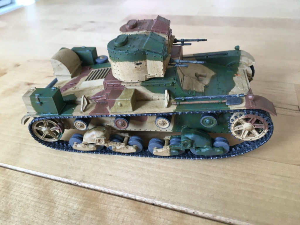 [Mirage Hobby] Vickers E Mk A 1/35 Img_1971