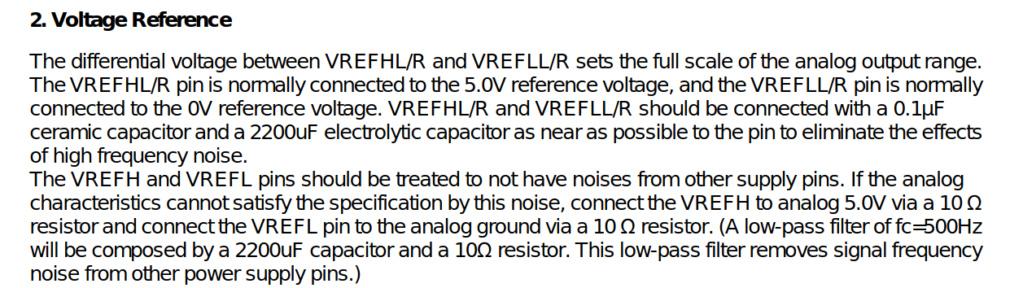 Condensateurs de liaison - DAC Diy - Page 3 Voltag10