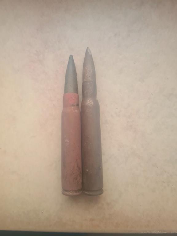Munitions mauser et enfield  20210411