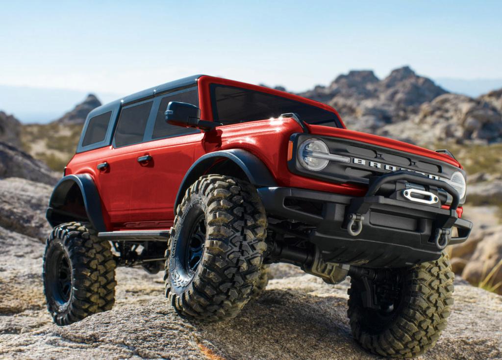 Nouvelle version du TRX4 : Bronco 2021. 92076-10