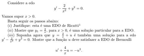 Equações Diferenciais de primeira ordem Imagem10