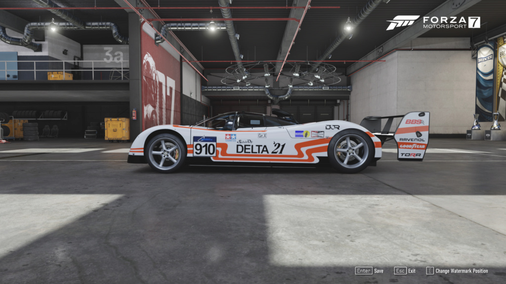 TEC R4 24 Heures du Mulsanne - Livery Inspection - Page 6 Forza_13